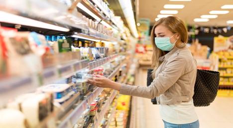 Grocery Shopping saving